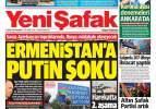 8 Ekim gazete manşetleri