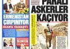 17 Ekim gazete manşetleri