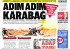 25 Ekim gazete manşetleri