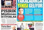 21 Ekim gazete manşetleri