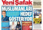 19 Ekim gazete manşetleri