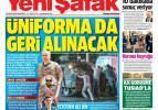 28 Kasım Cumartesi Gazete Manşetleri - PKK'nın yeni umudu CHP ittifakı