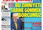 24 Aralık Perşembe günün gazete manşetleri