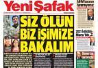 25 Aralık günün gazete manşetleri