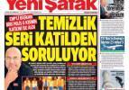 9 Ocak günün gazete manşetleri