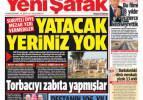 10 Ocak günün gazete manşetleri