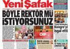 7 Ocak günün gazete manşetleri