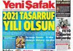 5 Ocak günün gazete manşetleri