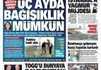 4 Ocak günün gazete manşetleri