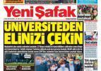 6 Ocak günün gazete manşetleri