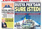 22 Ocak gazete manşetleri