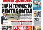 9 Şubat günün gazete manşetleri - Avrupa'nın üvey evlatları