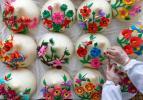 Çin Yeni Yılı için rengarenk bayramlık atıştırmalıklar