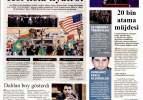 24 Şubat gazete manşetleri