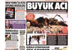 5 Mart Cuma gazete manşetleri - Karda yüreğimiz yandı!