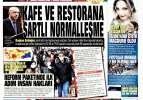 2 Mart Salı gazete manşetleri - CHP'de skandalsız gün yok! Dibe doğru...