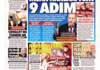 3 Mart Çarşamba gazete manşetleri - ABD'nin PKK'daki yeni gözdeleri!