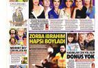 8 Mart gazete manşetleri