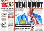 3 Nisan gazete manşetleri