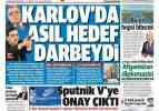 19 Nisan Pazartesi Gazete manşetleri- Bir fısıltı ile 300 milyar dolar buharlaştı