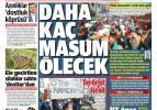 16 Mayıs günün gazete manşetleri