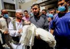 İsrail'in Gazze'ye yönelik saldırılar