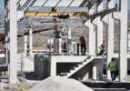 Şırnak'ta 10 milyon avro maliyetli atık su arıtma tesisinde sona gelindi