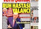 Ruh hastası yalancı...Kılıçdaroğlu artık psikiyatrinin konusudur - 1 Temmuz perşembe 2021 gazete manşetleri