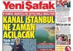 11 Temmuz günün gazete manşetleri