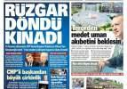 18 Temmuz Pazar 2021 Gazete manşetleri- CHP'li isimden bomba itiraf