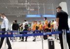 Galatasaray'a yapılan küstah davranışlardan kareler