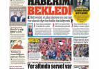 22 Temmuz günün gazete manşetleri - Galatasaray'ın yenilgisi manşetlerde