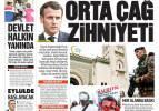 25 Temmuz 2021 gazete manşetleri