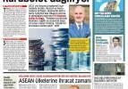 20 Temmuz Salı Gazete manşetleri - Ekonomi üzerindeki karabulut dağılıyor