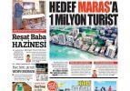 26 Temmuz 2021 gazete manşetleri