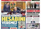 1 Ağustos 2021 gazete manşetleri