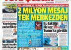 """Help Turkey"" manipülasyonu! 2 milyon mesaj tek merkezden! 4 Ağustos gazete manşetleri"