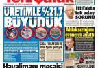 İttifakta tek aday sorunu - 2 Eylül günün gazete manşetleri