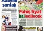 Fahiş fiyat halledilecek - 24 Eylül günün gazete manşetleri