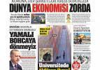 1 Ekim 2021 gazete manşetleri