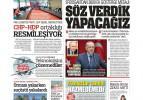 8 Ekim 2021 gazete manşetleri