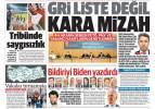 25 Ekim 2021 gazete manşetleri