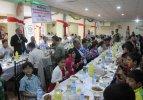 Ağrı'da yetim çocuklara iftar yemeği verildi