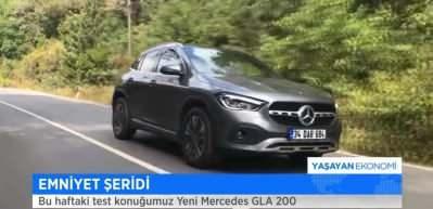 1.3 Litrelik Motor Mercedes GLA için yeterli mi ?