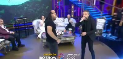 15 yıllık küslük İbo Show'da bitti! İbo Show konukları