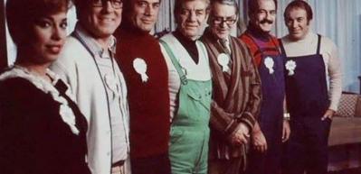 1982 yılında yayınlanan reklamda Yeşilçam'ın usta isimleri bir arada!