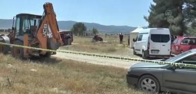 2013'te kaybolan kişinin kuzenine ait evin yakınındaki kuyuda kemikler bulundu