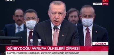 Cumhurbaşkanı Erdoğan resti çekti: Artık neticelenmesini istiyoruz