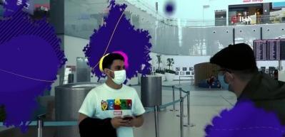 İstanbul Havalimanı'nda yolculara Nihat Kahveci sürprizi