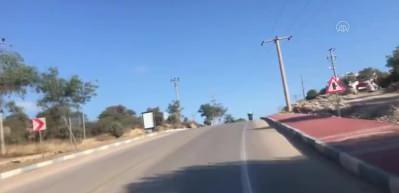 Muğla'da silahlı saldırıda 1 polis şehit oldu!